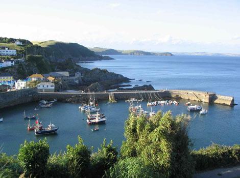 Cornwall mevagissey
