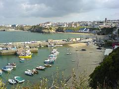 Cornwall boat