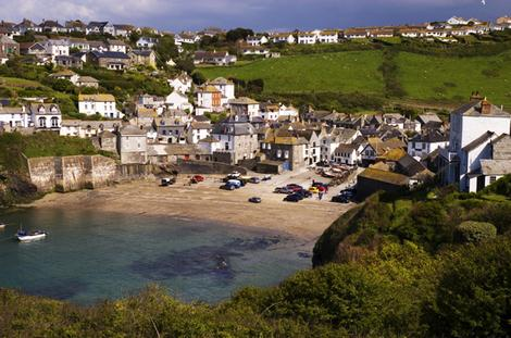 Port Isaac Cornwall Port Wenn