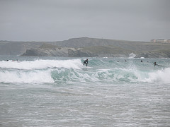 Cornwall Surfing Newquay